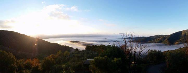 Toskania, panorama