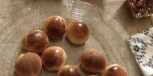 Bułeczki Panini al Latte