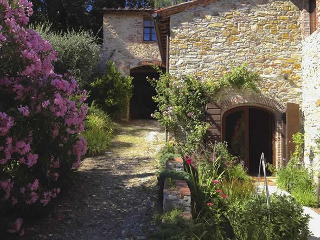 Ogród Villi Fiori