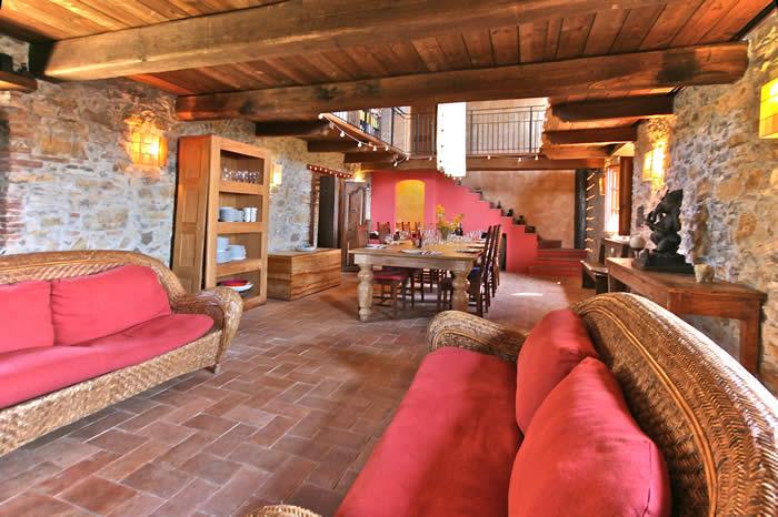Salon, Villa Fiori