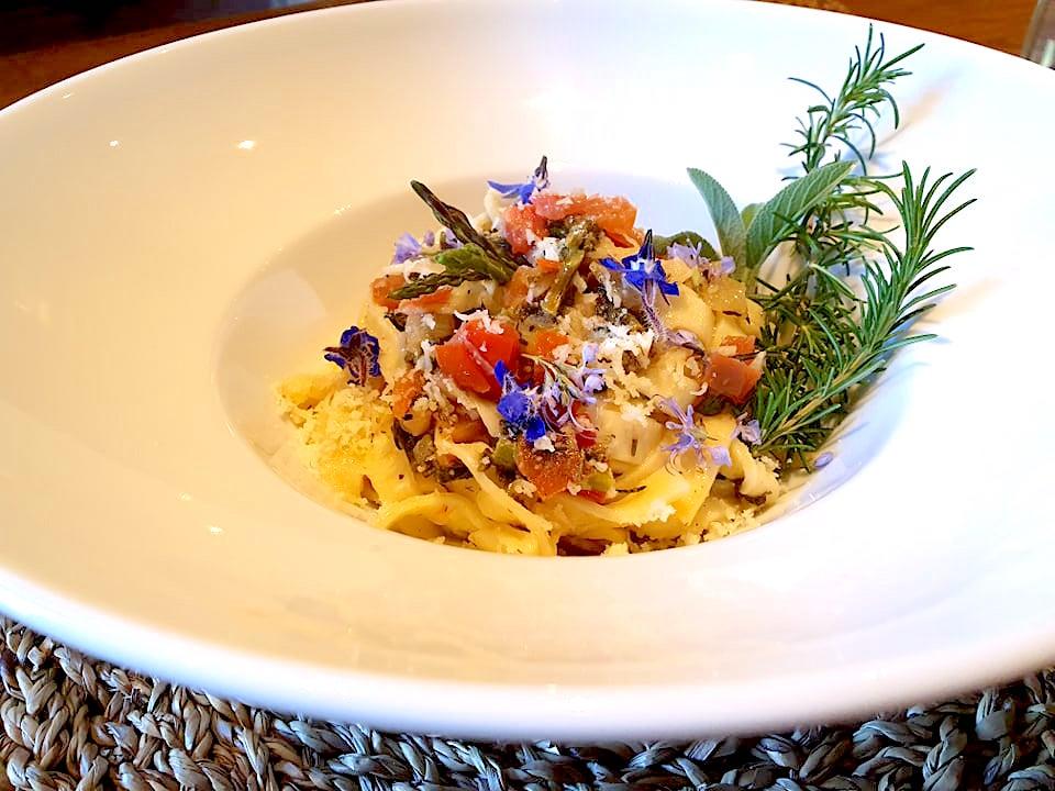 Domowy makaron - Pasta alla Selva